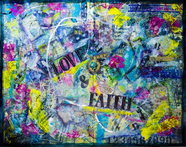LOVE AND FAITH by Audrey Beharie-McGee