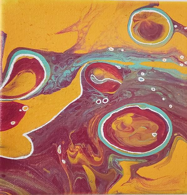 Space Drip 2 by Sonya Sharp
