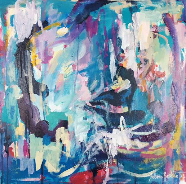 God is a woman by Julia Badow