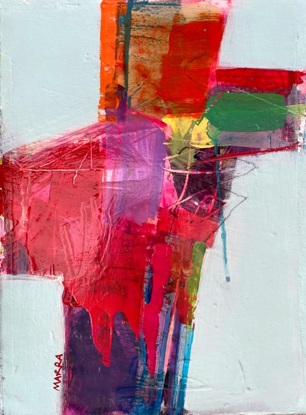 Crossroads 11 by Michelle Marra