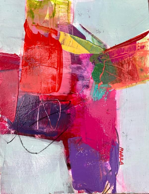 Crossroads 13 by Michelle Marra