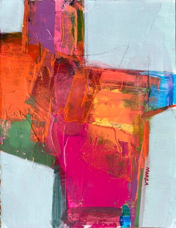 Crossroads 12 by Michelle Marra