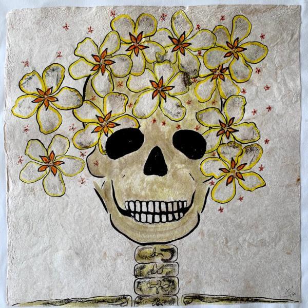 Nezahualcóyotl by Gabriel Sanchez Viveros