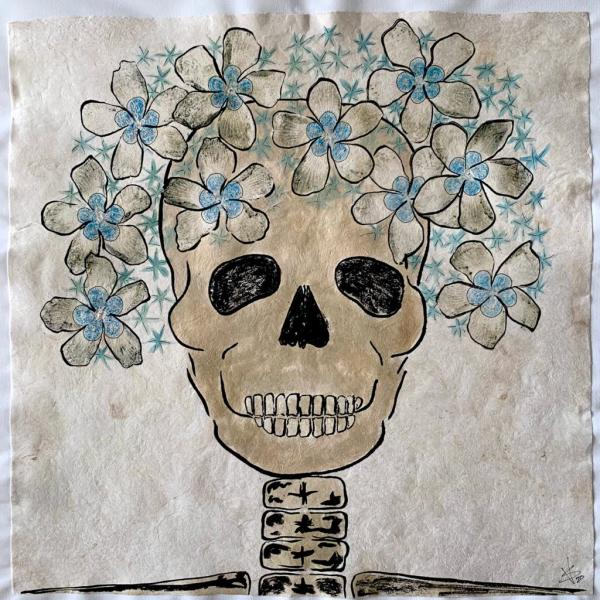 Octavio Paz by Gabriel Sanchez Viveros