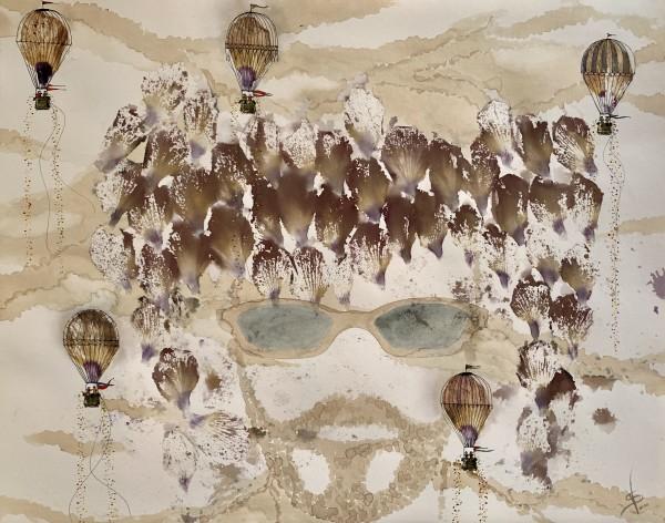 Ride The Wind by Gabriel Sanchez Viveros