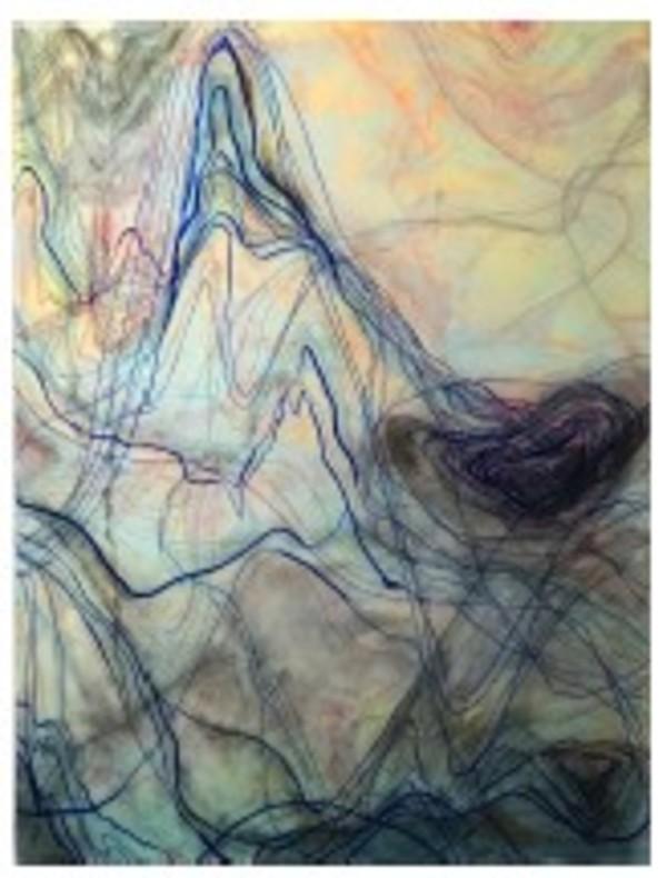 The Dysphoria - Cartography XI by Mia Anika