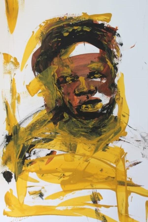 A Father's Longing Gaze by Sachi Rome