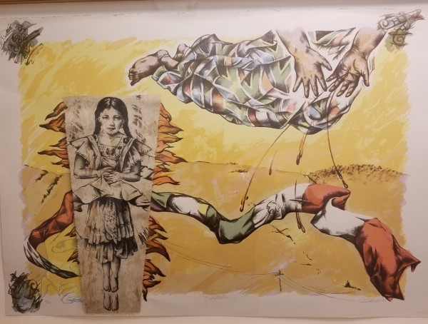 Zapatista (Caversham - A Women's Vision) by Cristina Cardenas