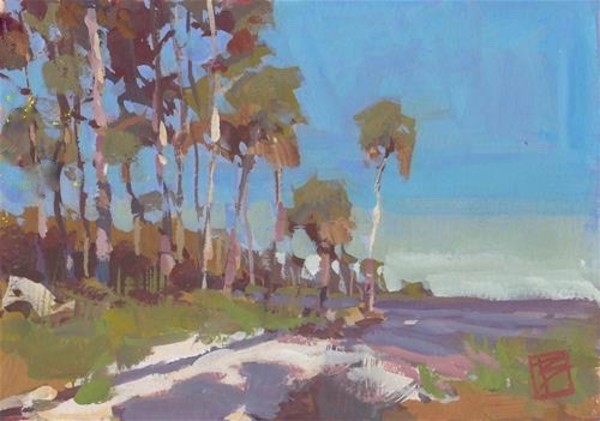 Apalachicola Bay by David Boyd Jr