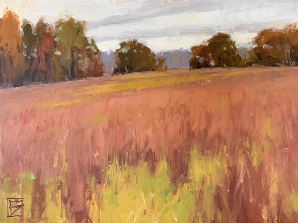 Autumn at the Farm by David Boyd Jr