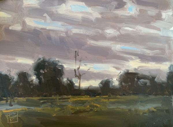 Below the Farm by David Boyd Jr