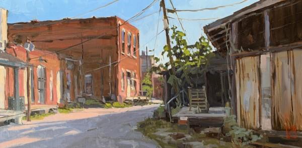 Late Light by David Boyd Jr