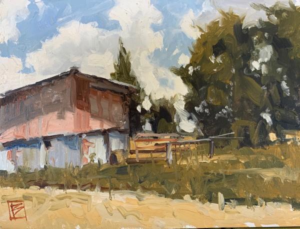 Matheney Lane by David Boyd Jr