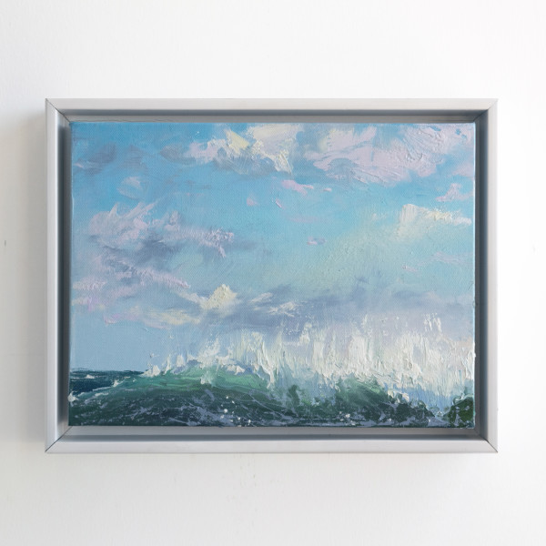 Coastal Breeze I by Annie Wildey