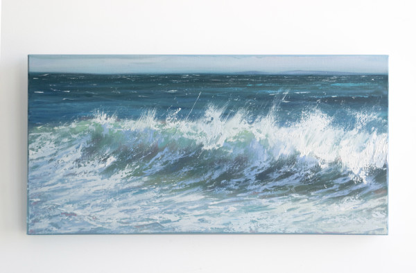Coastal Surf by Annie Wildey