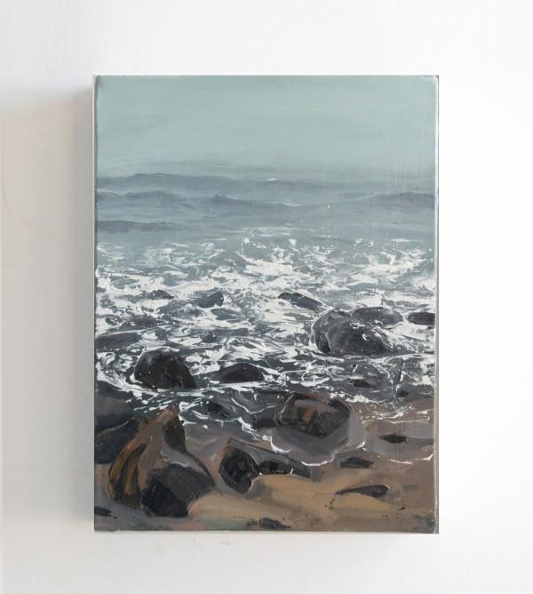 On The Rocks II by Annie Wildey