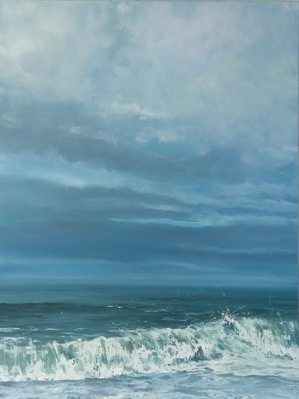 Evening Sky I by Annie Wildey