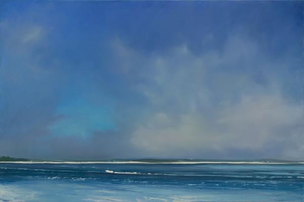 Boating Blues by Annie Wildey