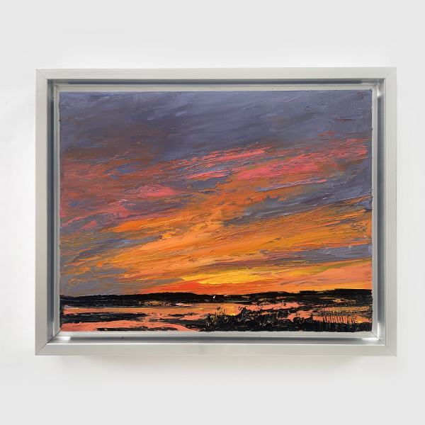 Red Sky at Night II by Annie Wildey