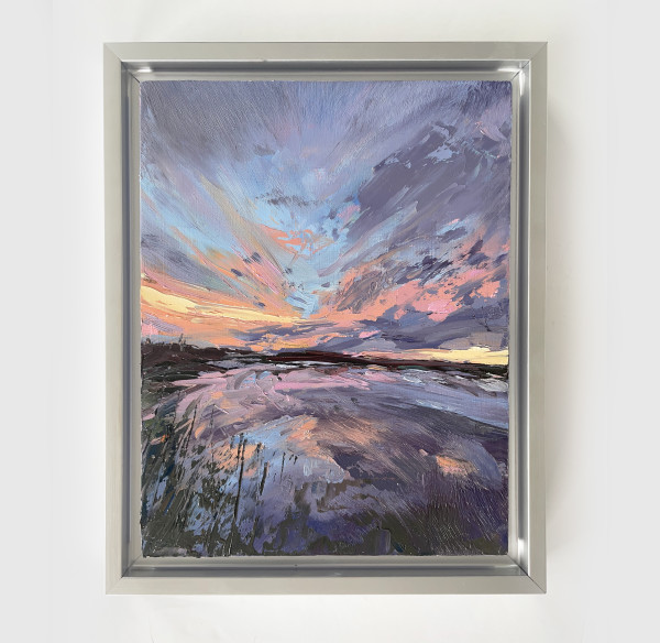 Evening Reflections by Annie Wildey