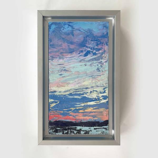 Crimson Horizon by Annie Wildey