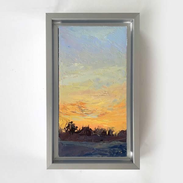Golden Glow by Annie Wildey