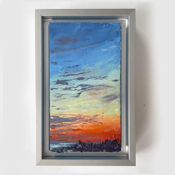 Evening Embers by Annie Wildey