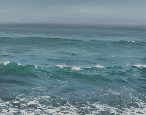 Beyond the Horizon II by Annie Wildey