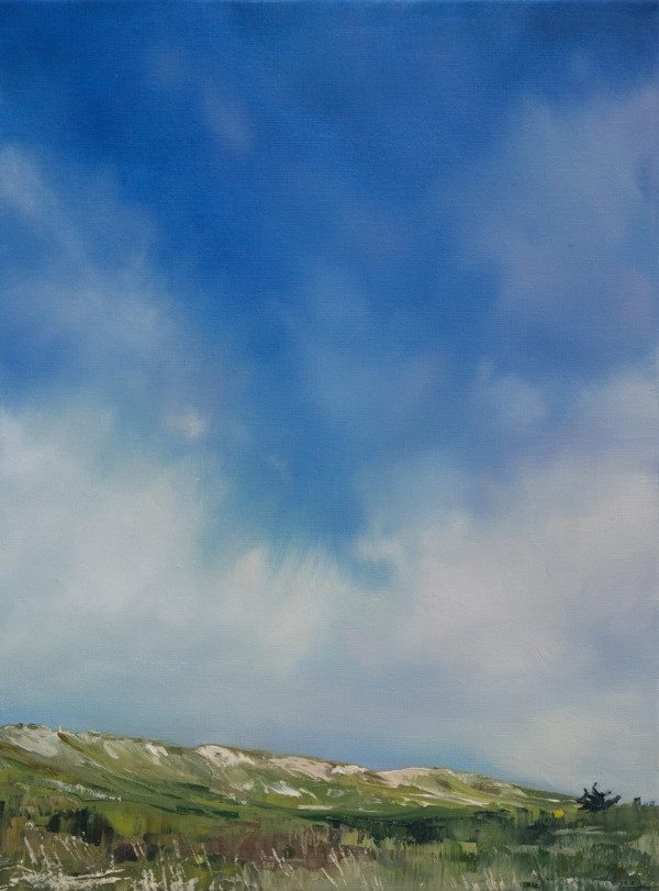 Summer Dunes I by Annie Wildey