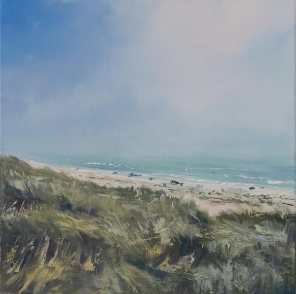 Summer Shore I by Annie Wildey