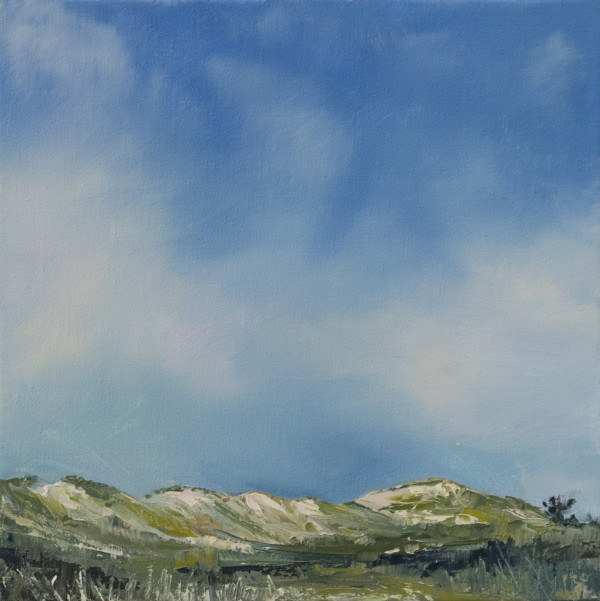 Summer Shore II by Annie Wildey
