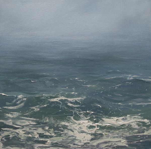 Haze on Horizon by Annie Wildey
