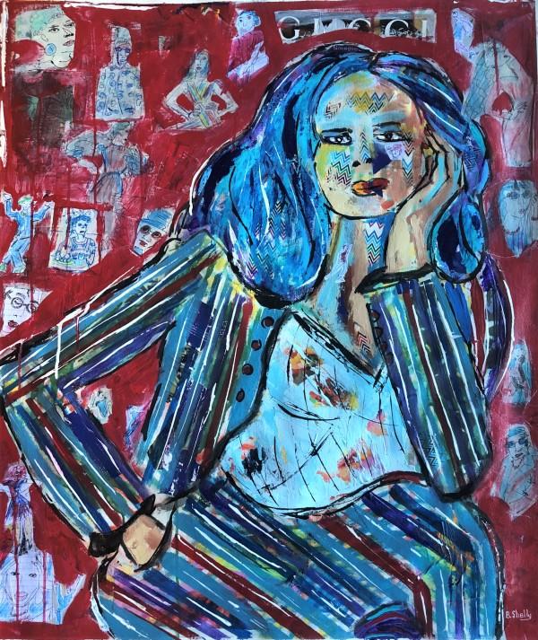 Gina by Barbara Shelly