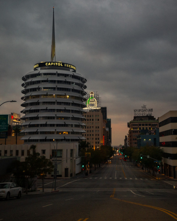Capitol Records by T. Chick McClure
