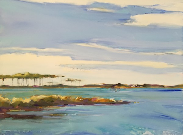 Lovely Day on 30A by kathleen broaderick