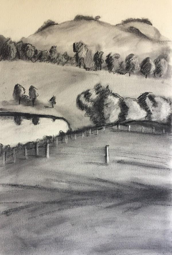 Springmount, Victoria by Kirsten Johnston