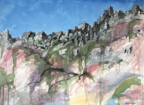 Outcrop by Kirsten Johnston