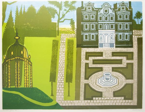 The Queen's Garden by Edward Bawden