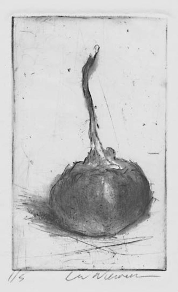 Thai Eggplant by Lee Newman