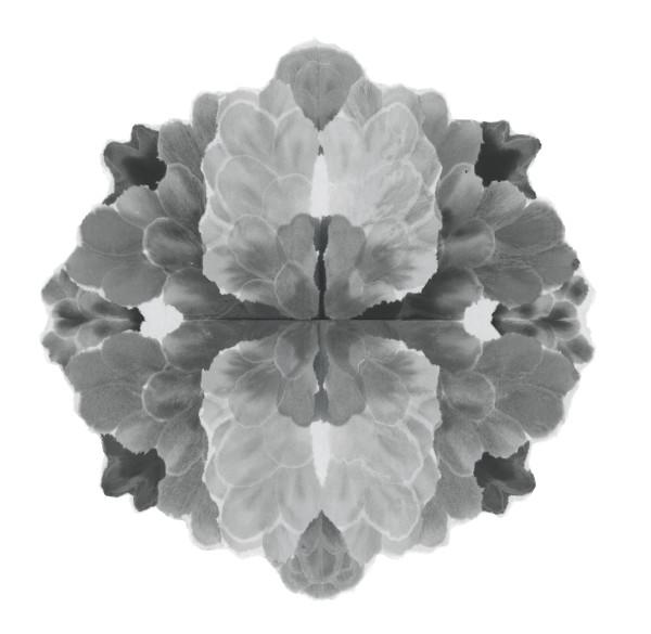 Mandala-Autumnal Equinox IX by Allison Svoboda