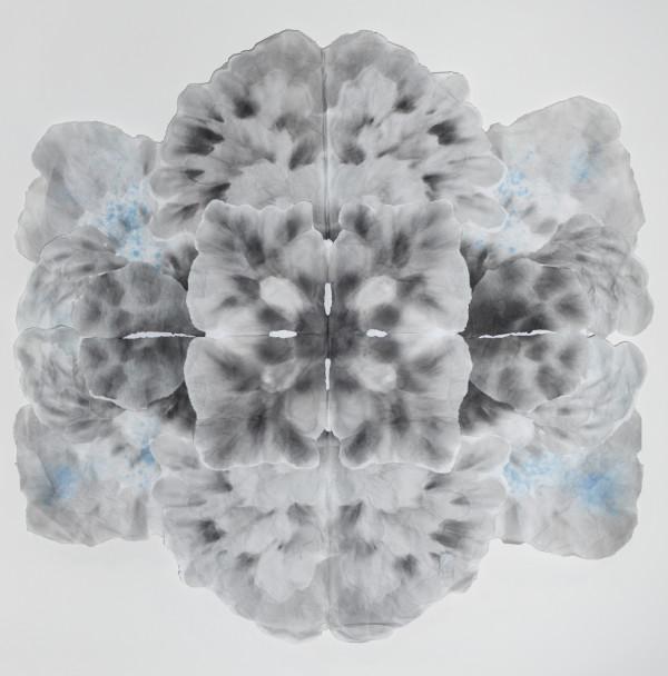 Mandala Blue Boston by Allison Svoboda