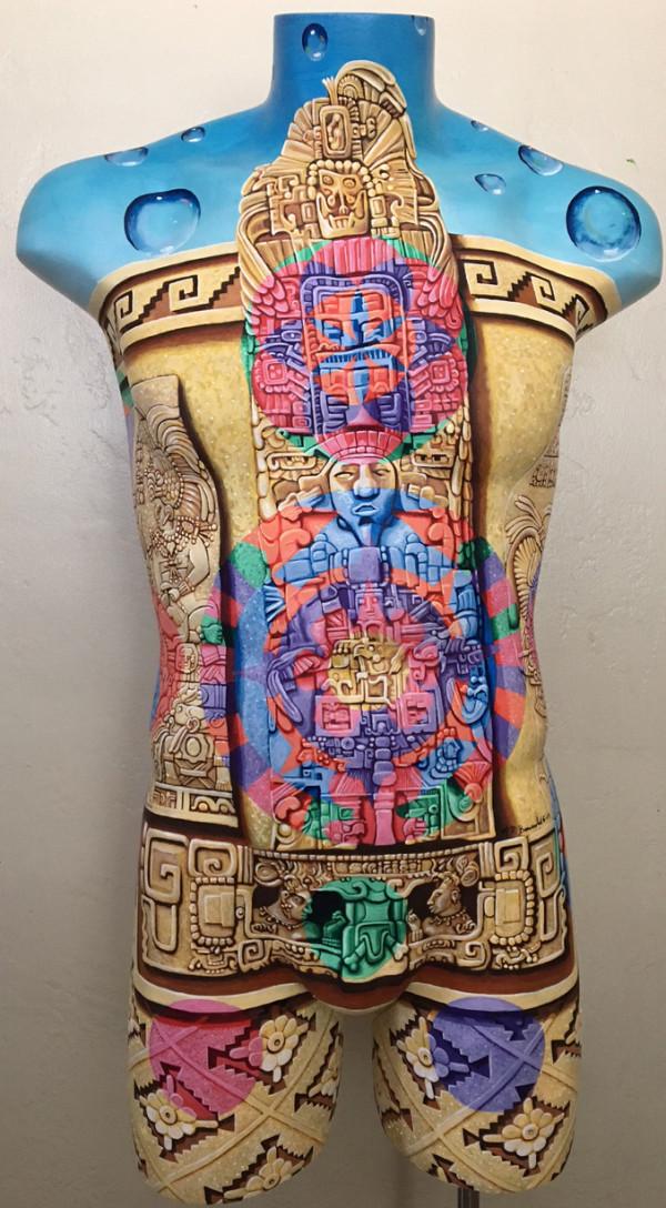 Sacred MayanMath by Francois Michel Beausoleil