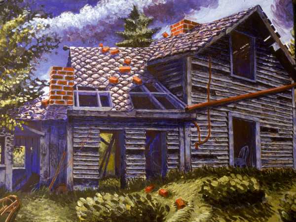 """""""Who Lived Here? by Jeff Dallas"""