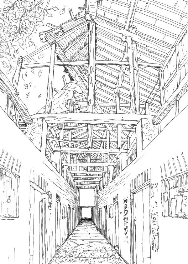Jianguo Village 建國一村活動中心 by Evgeny Bondarenko
