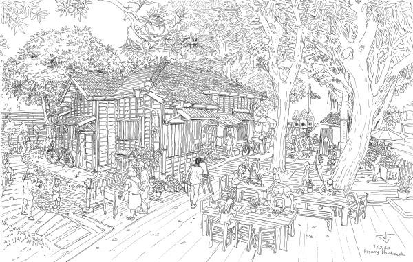 Yunlin Storyhouse by Evgeny Bondarenko
