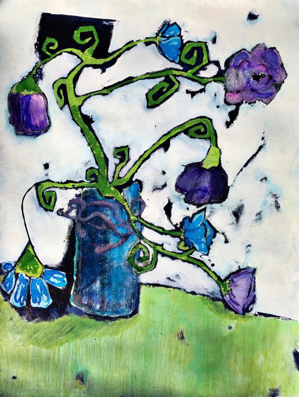GROWING WILD by Dana Brock