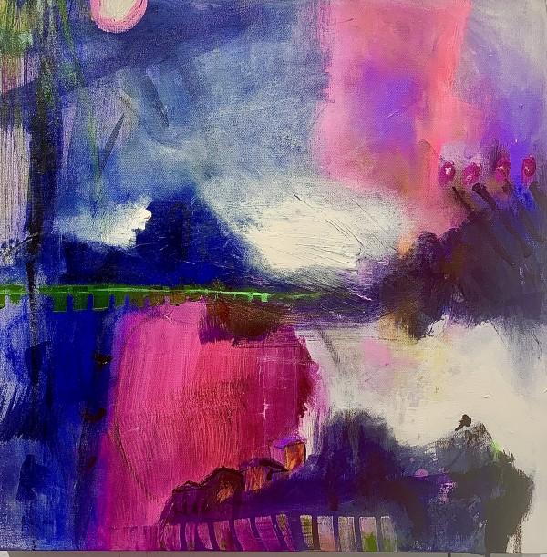 Amazing Strength in Stillness by Mimi Hwang
