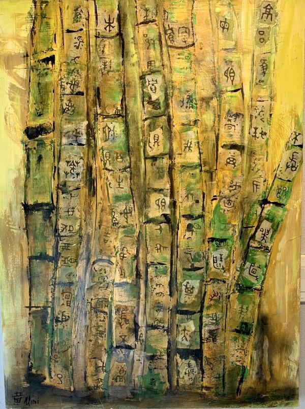 Bamboo Secrets by Mimi Hwang