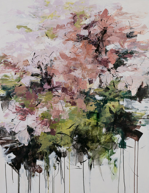 The Rose Garden by Carlos Ramirez