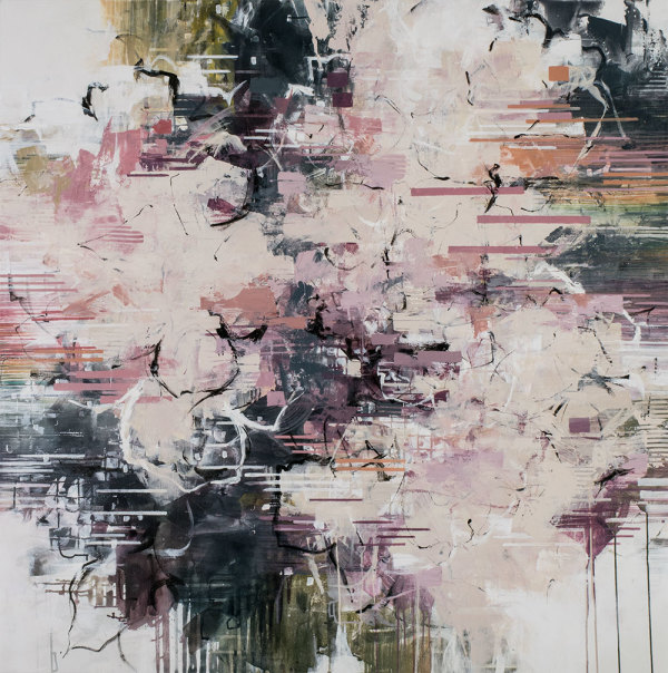 Pink Champagne by Carlos Ramirez